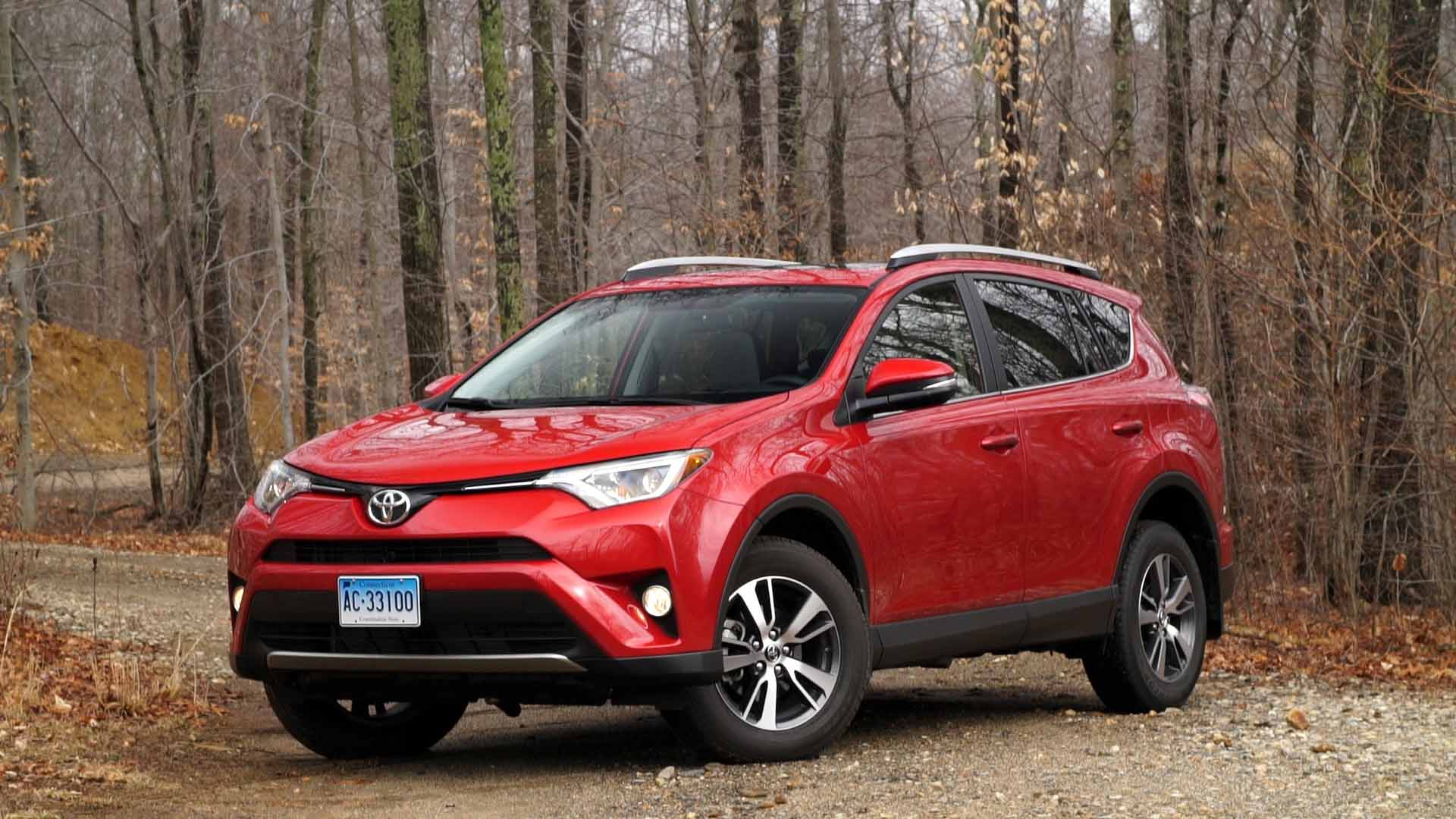 2016 Toyota RAV4 Road Test Consumer Reports