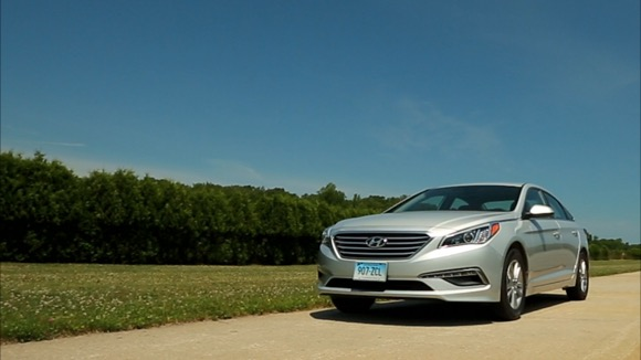 Hyundai Sonata 2015-2017 Road Test