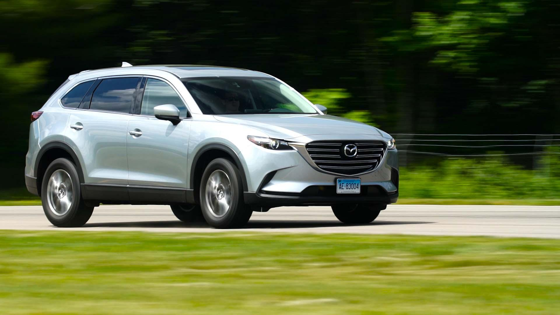 2016 Mazda CX9 Is the Drivers Choice  Consumer Reports