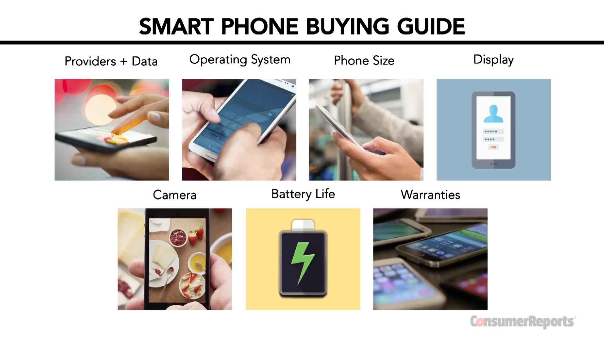 How to Choose a Cell Phone Service