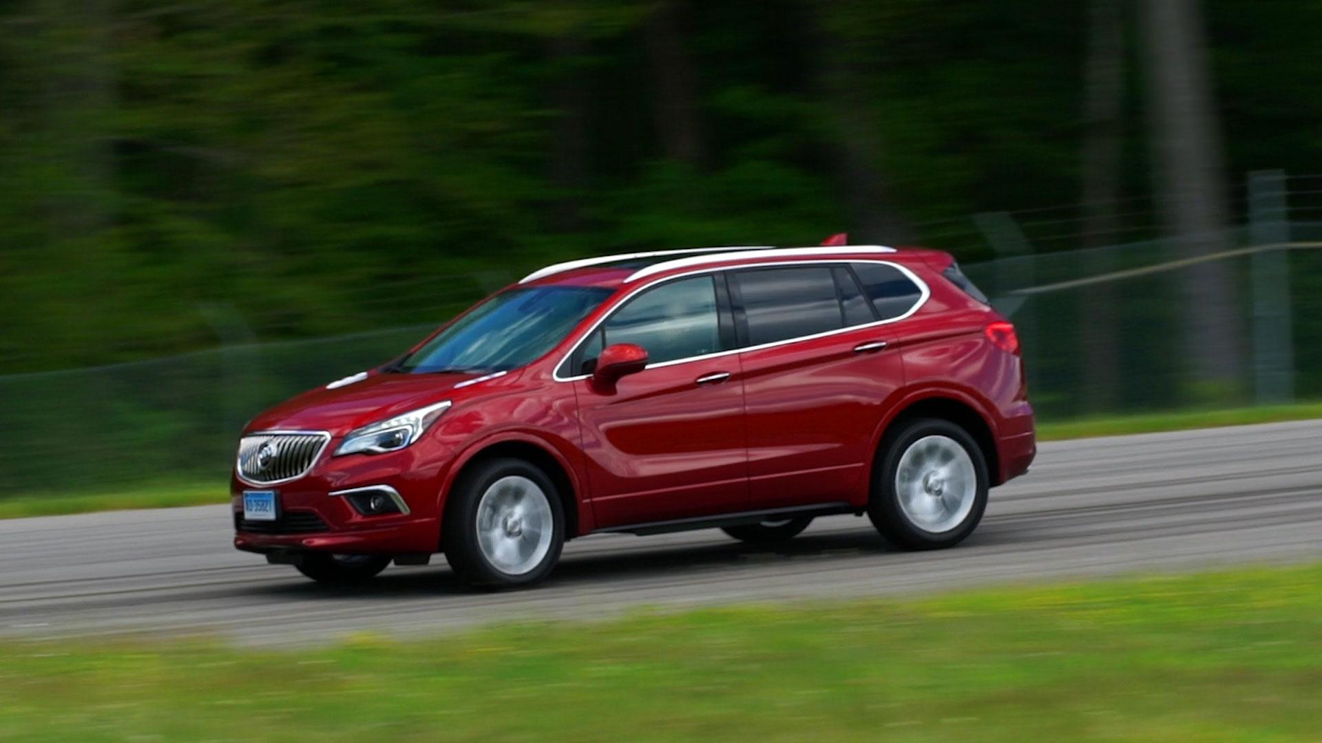 Measured against refined competitors the underdeveloped and overpriced buick envision misses its mark 2016 buick envision review