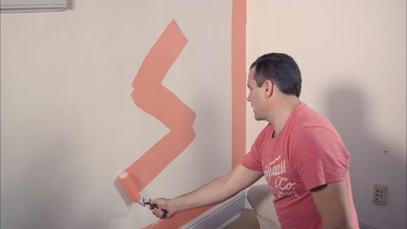 The Best Way to Paint a Wall
