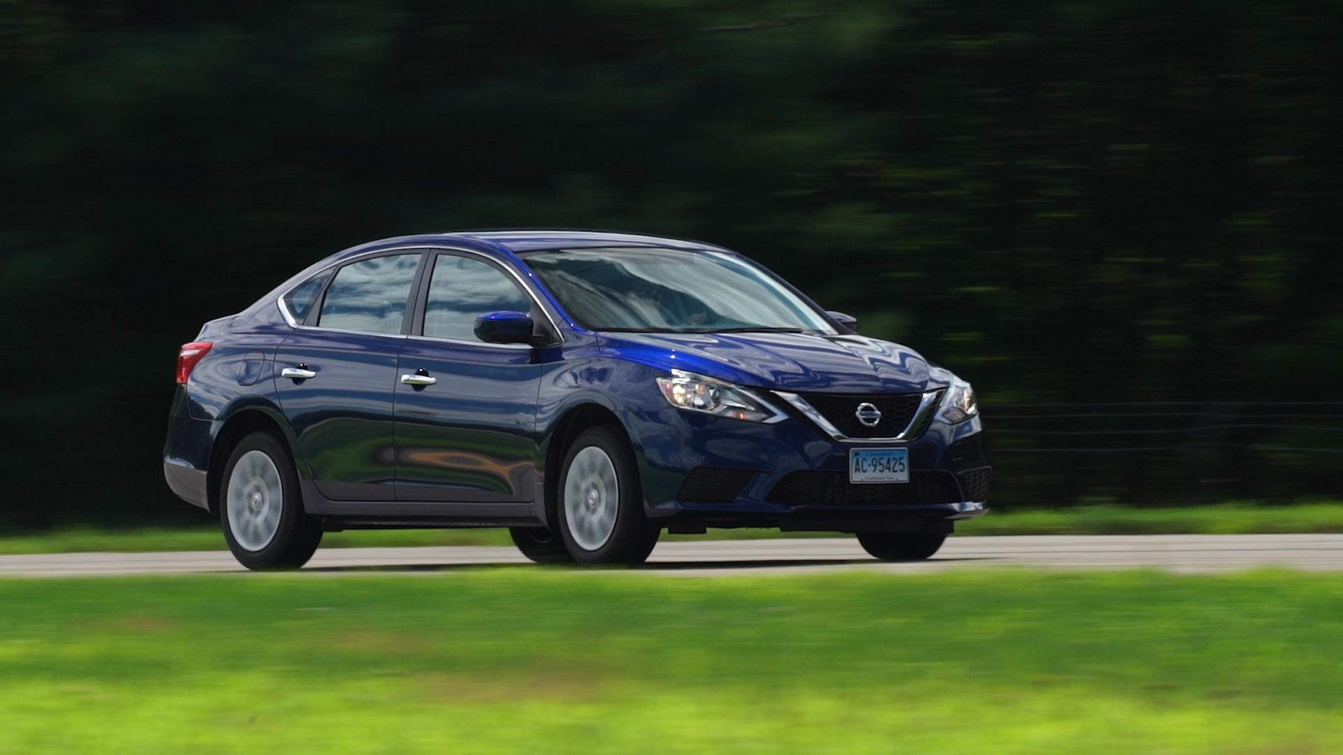nissan sentra fails to shine in increasingly refined class
