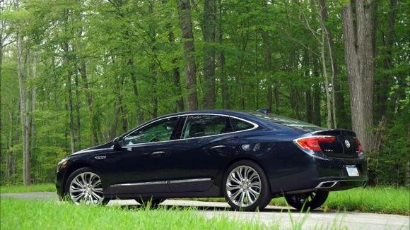 2017 Buick LaCrosse Quick Drive