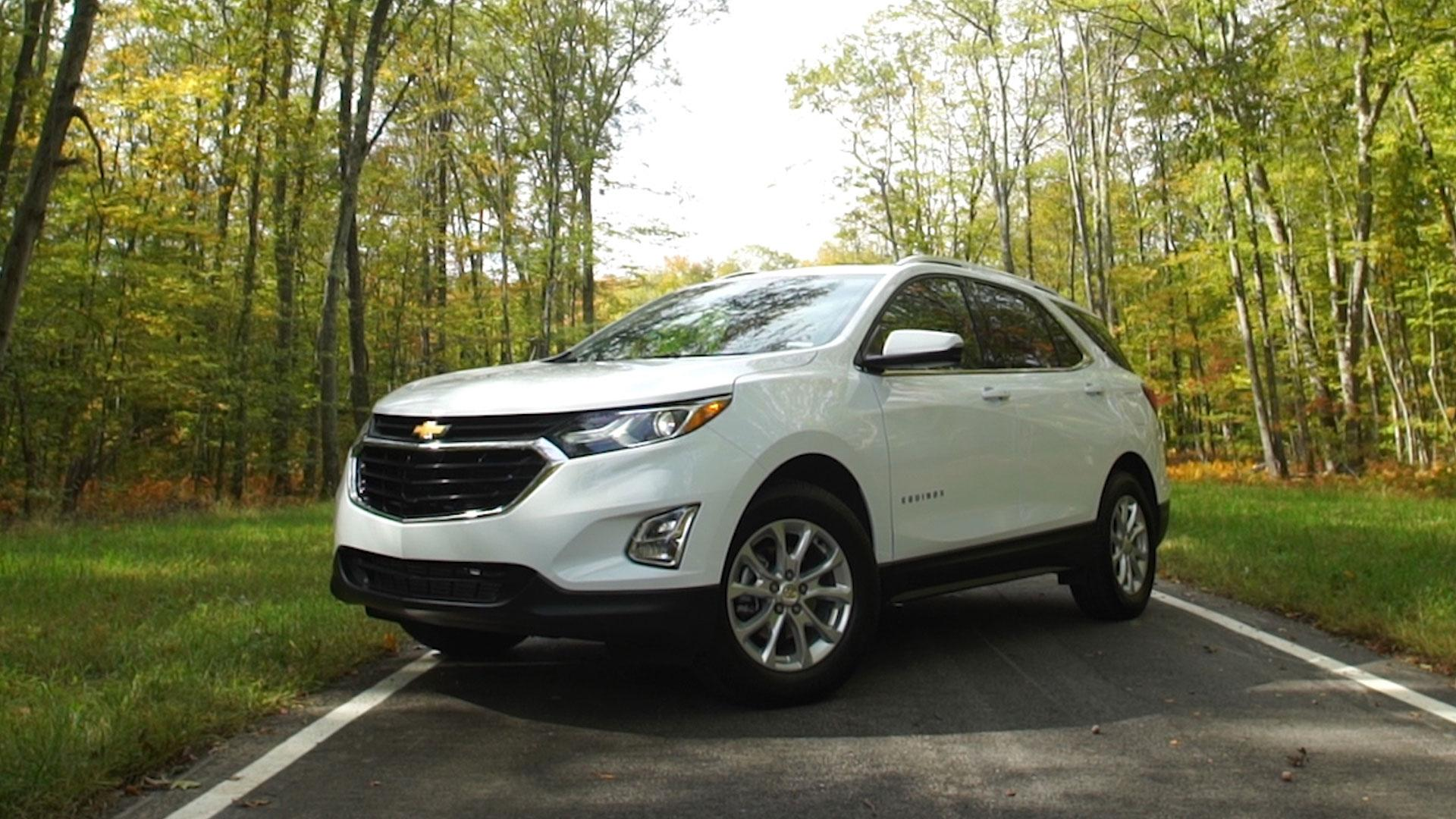 2018 Chevrolet Equinox Review Consumer Reports