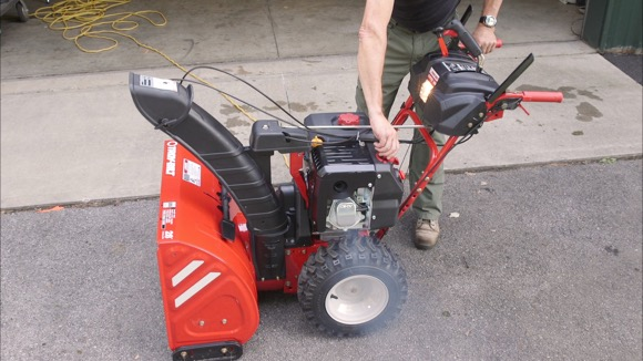 Get your Snow Blower Winter-Ready in 5 Steps