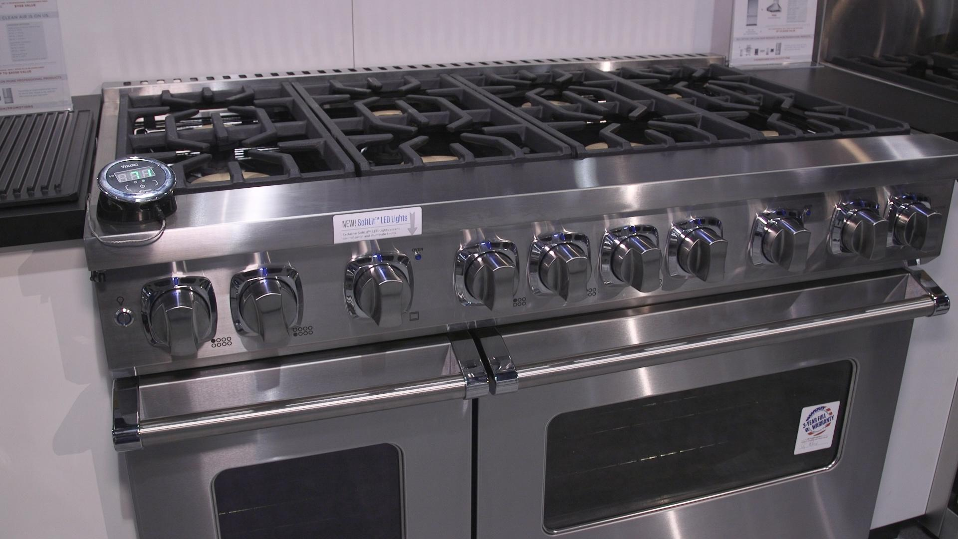 How to choose a gas stove 25