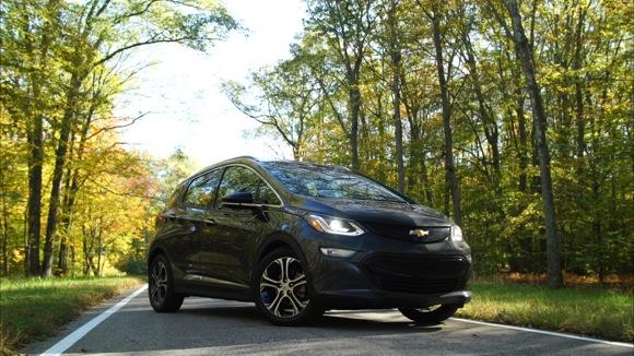 2017 Chevrolet Bolt Quick Drive