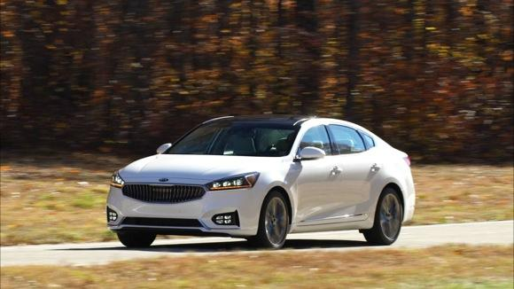 Kia Cadenza 2017-2020 Quick Drive
