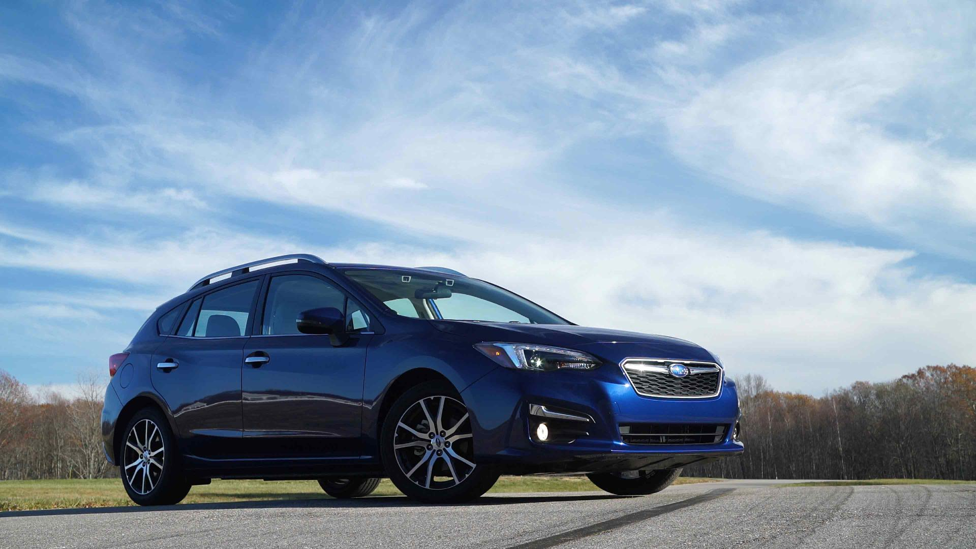 Subaru Impreza Review Small But Mighty