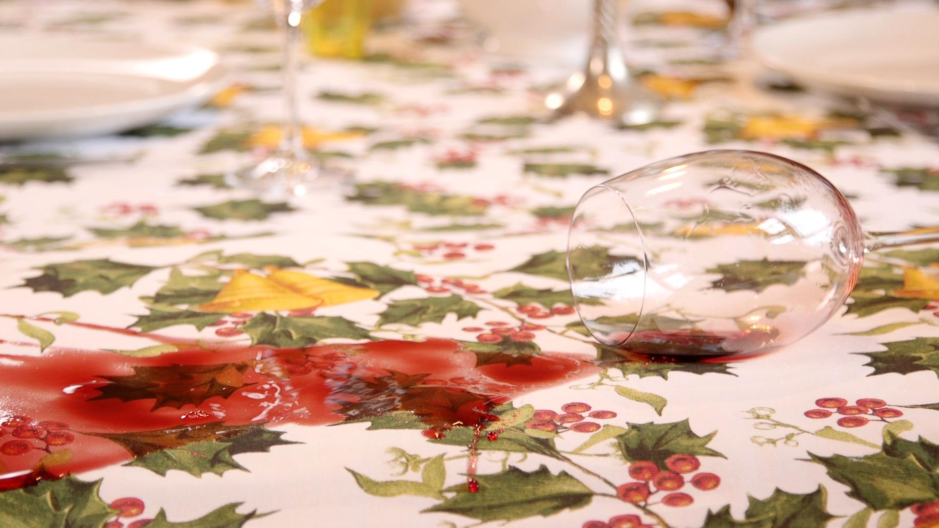 How to Clean Up Red Wine Stains and Other Messes
