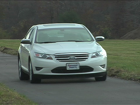 2011 Ford Taurus Reliability - Consumer Reports