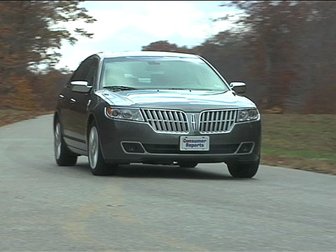 lincoln mkz 2010 2012 road test Lincoln Town Car