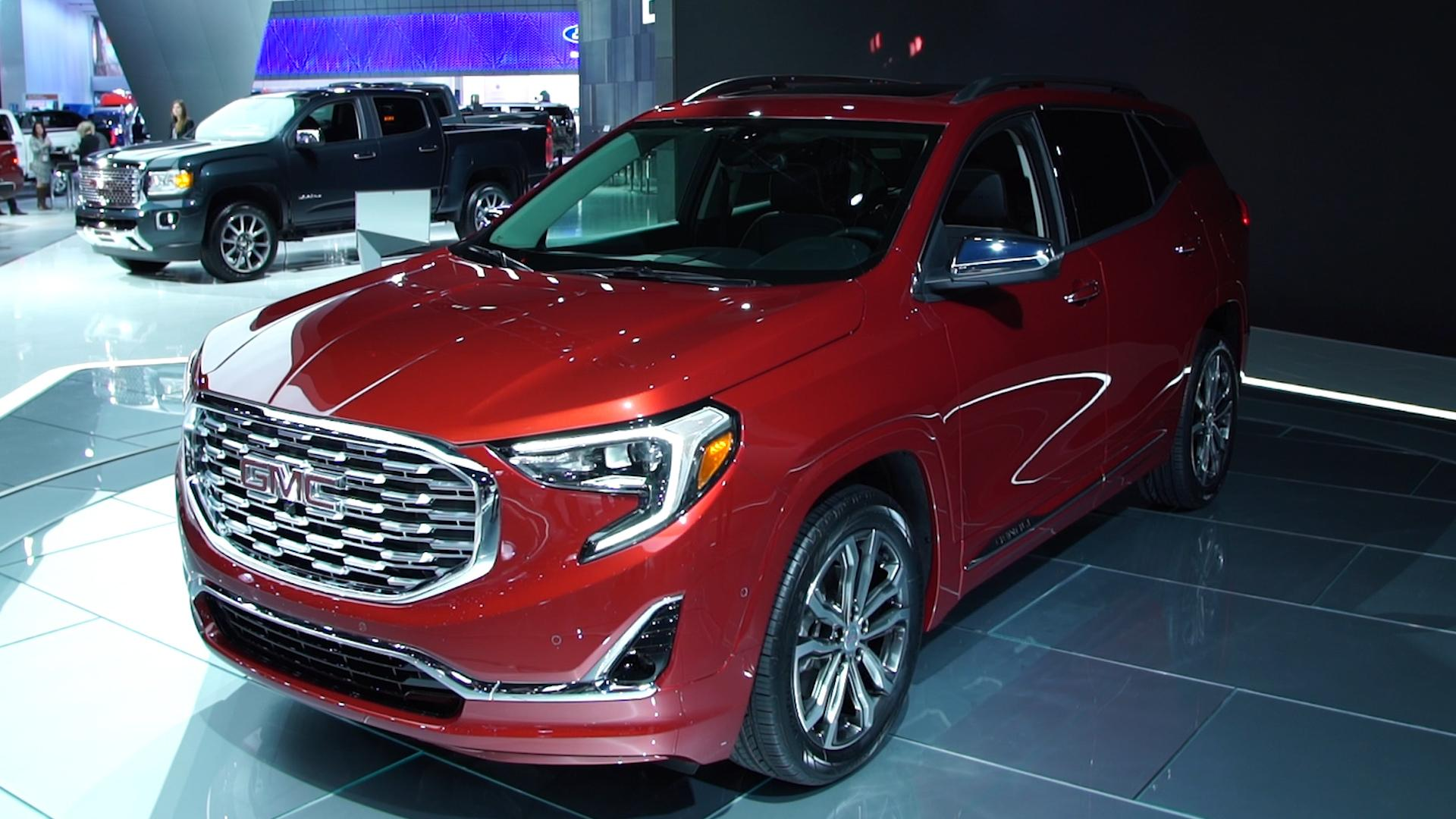 2018 GMC Terrain Diesel:  Review, Price >> 2018 Gmc Terrain Gains Refinement Consumer Reports