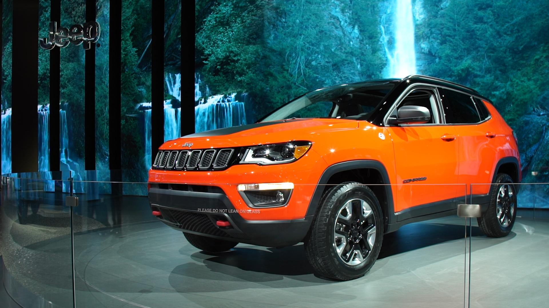 preview: 2017 jeep compass - consumer reports