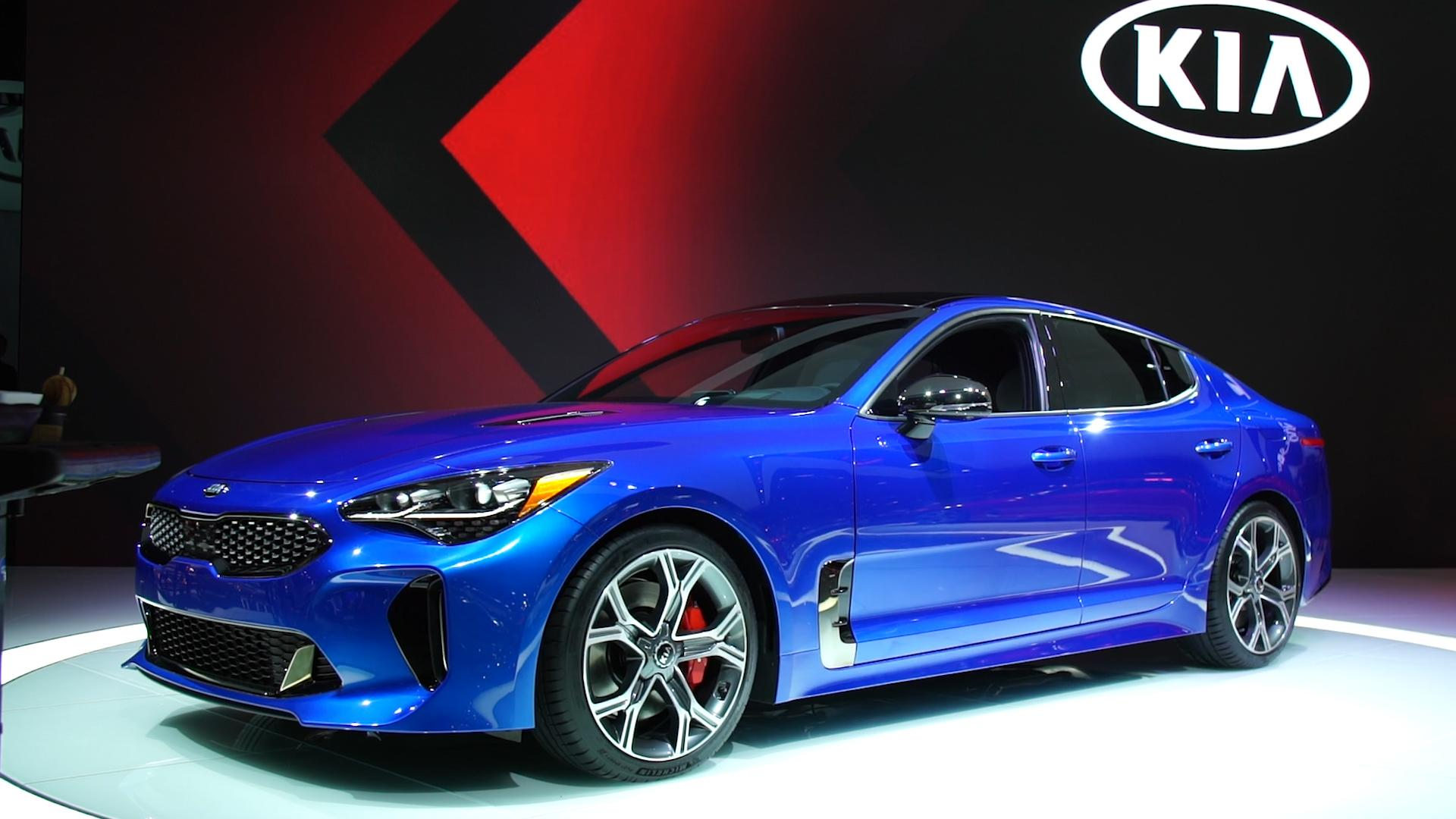 2018 Kia Stinger Preview Consumer Reports