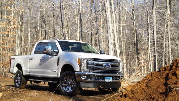 Ford F-250 2017-2020 Quick Drive