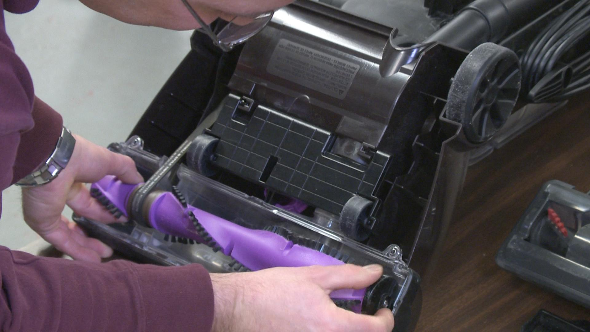 How to Replace Your Vacuum Cleaner Belt - Consumer Reports