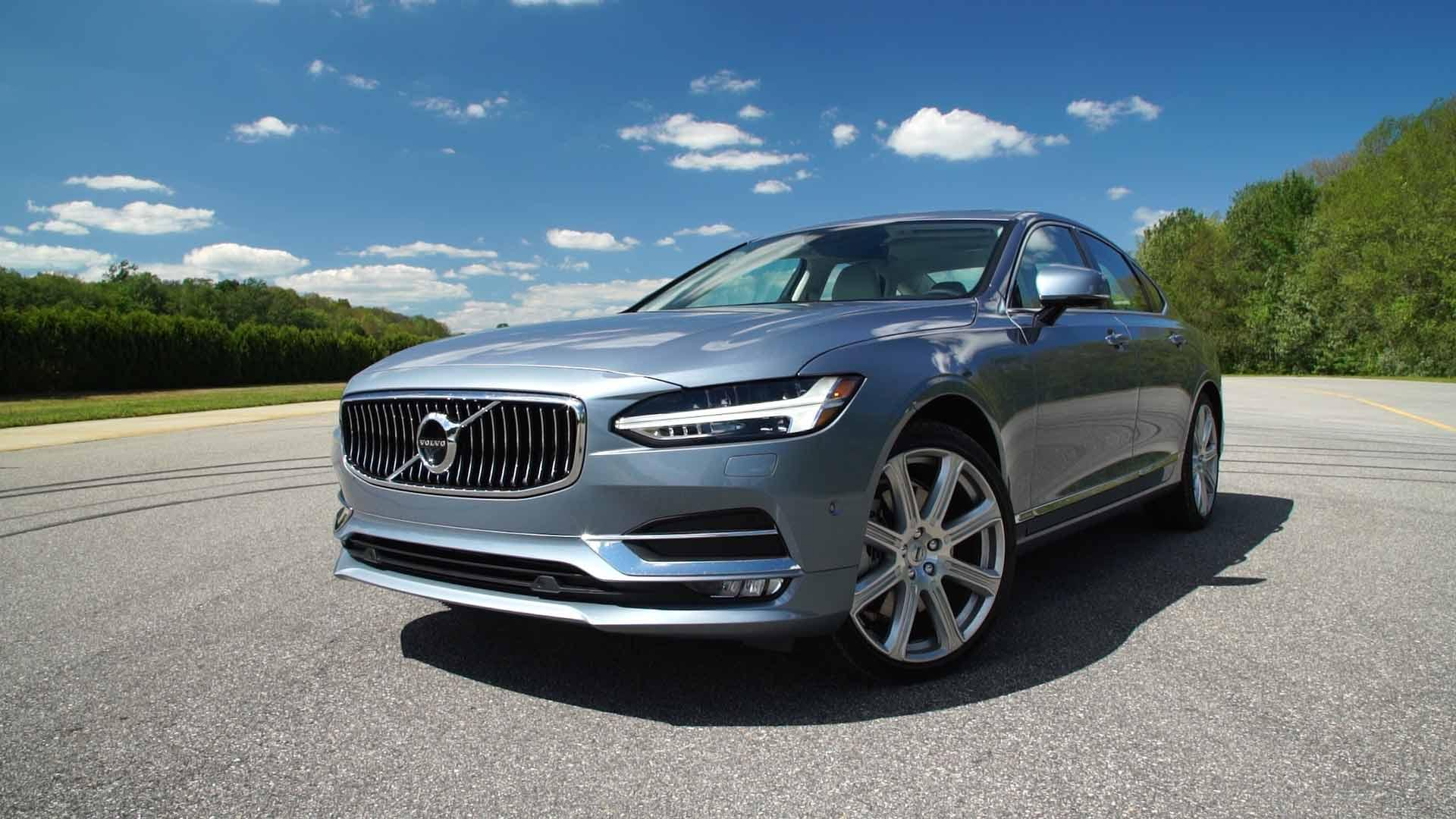 2018 Volvo S90 Road Test Consumer Reports
