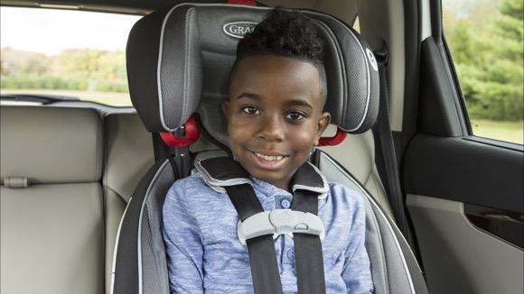 How to hook up a toddler car seat