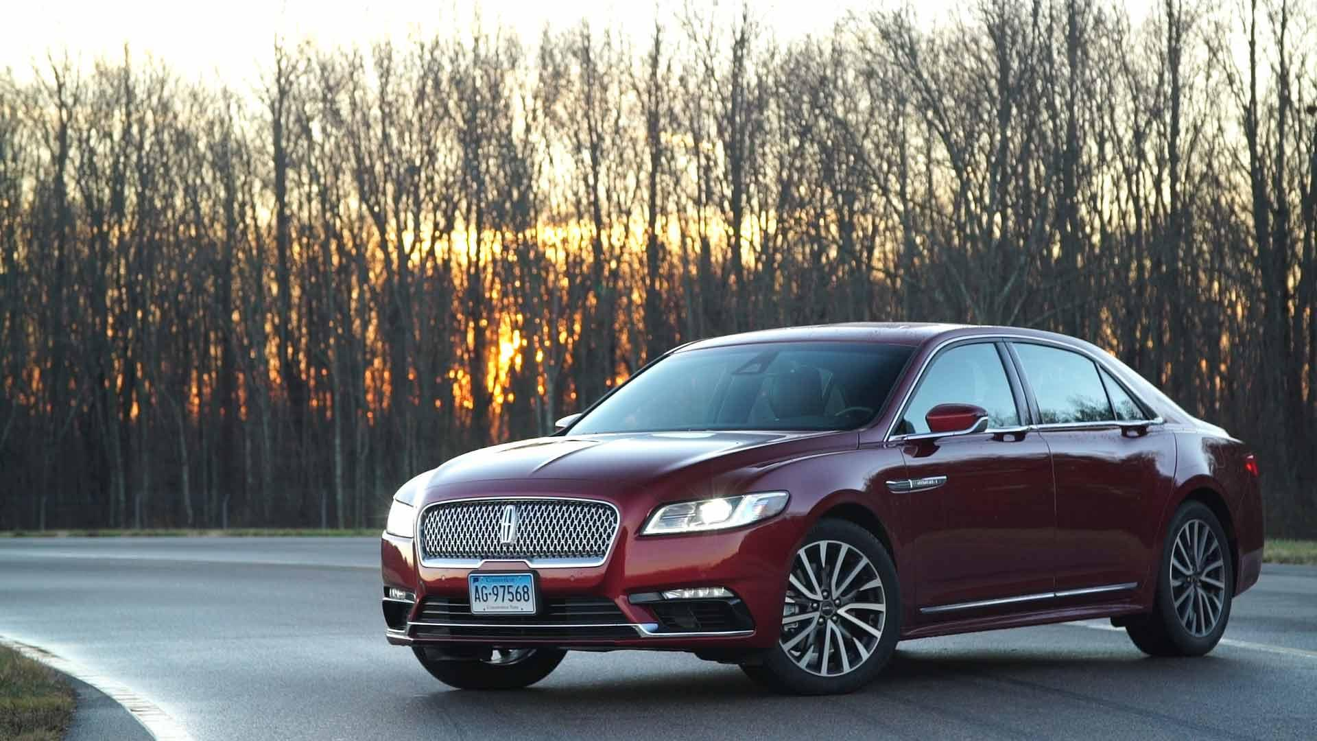 2017 lincoln continental review a cultivated cruiser