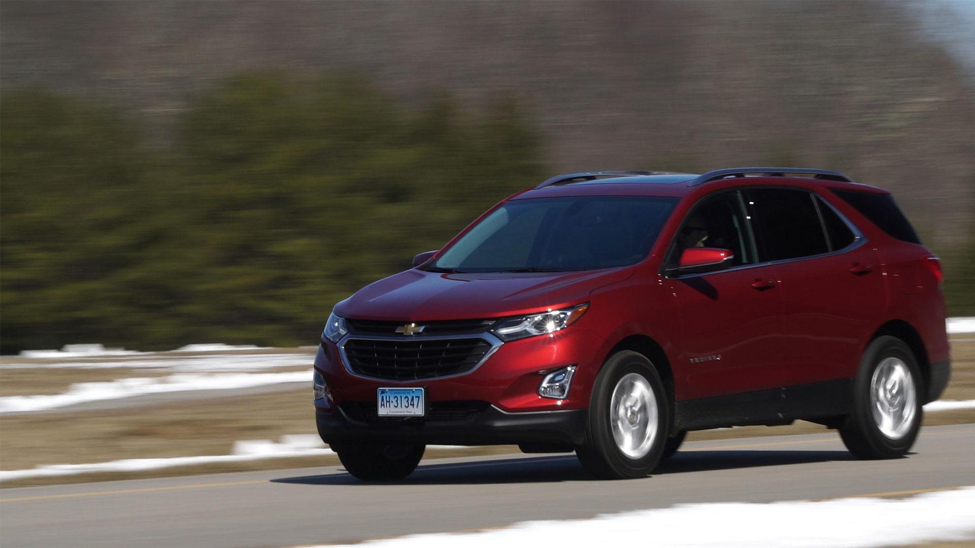 2018 Chevrolet Equinox Goes Small and High-Tech