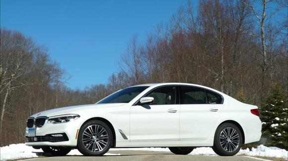 2017 BMW 5 Series Quick Drive