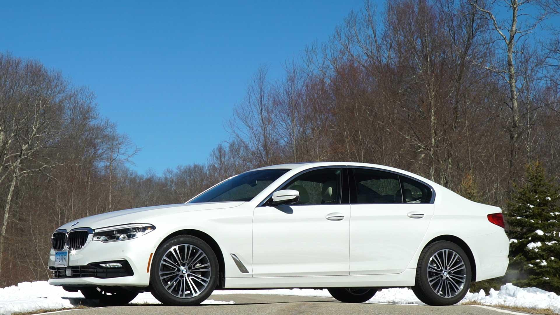 2017 Bmw 5 Series First Drive Review Consumer Reports