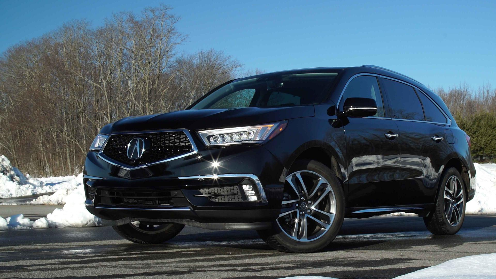Acura MDX Changes For The Better Consumer Reports - Acura mdx tires