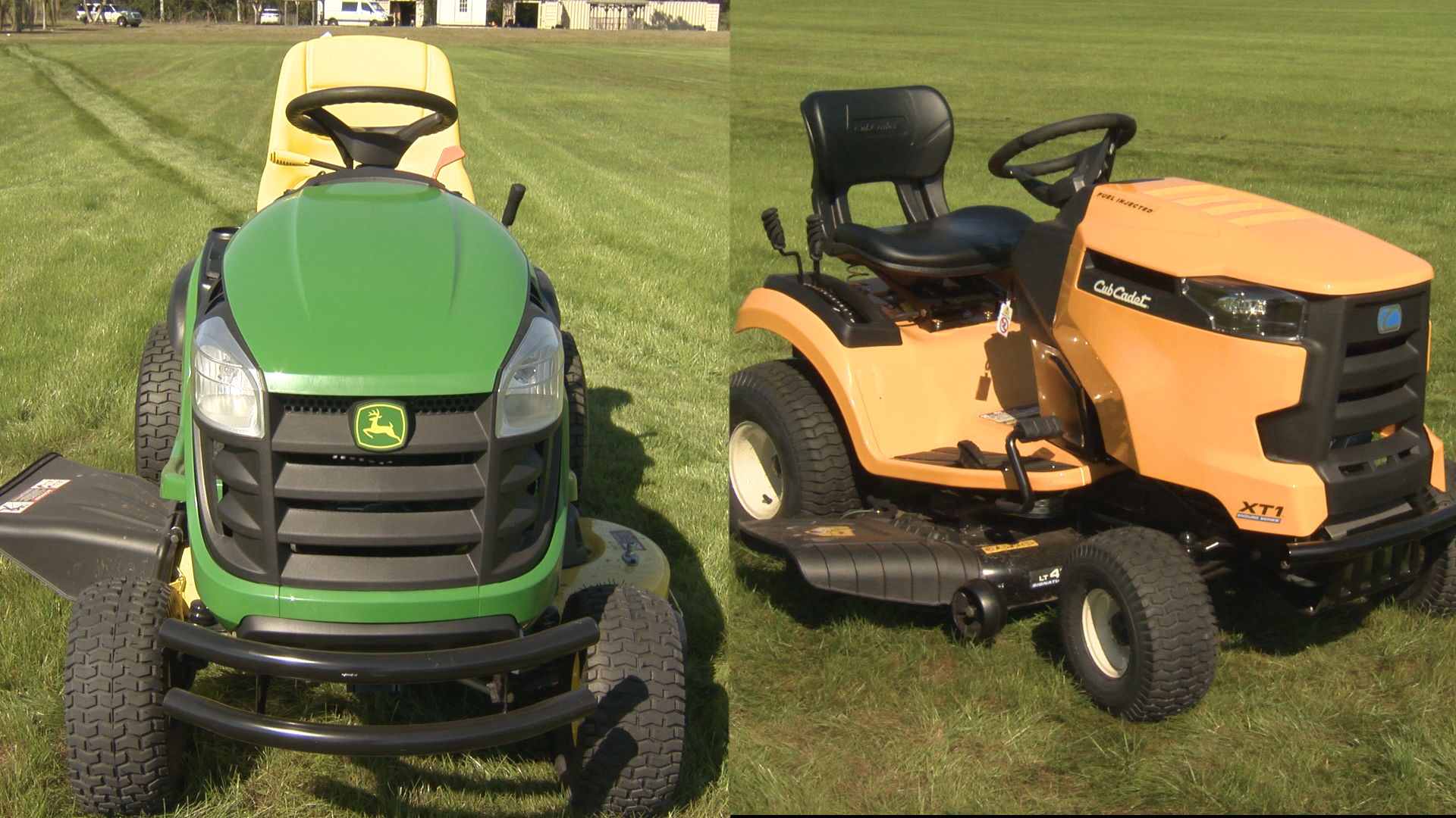 lawn mower tractor ing guide