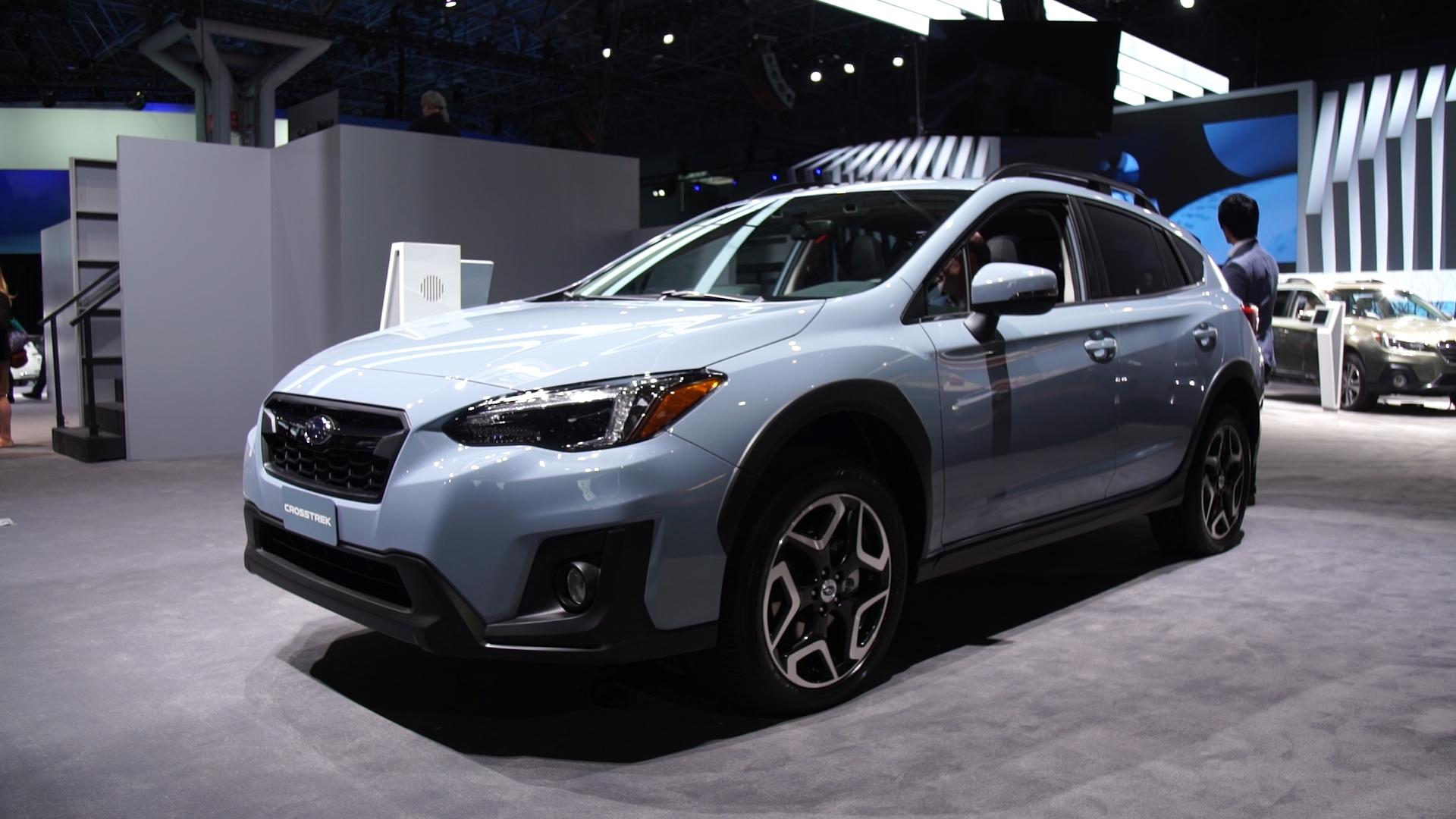 2018 subaru sedan. simple 2018 2018 subaru crosstrek preview with subaru sedan