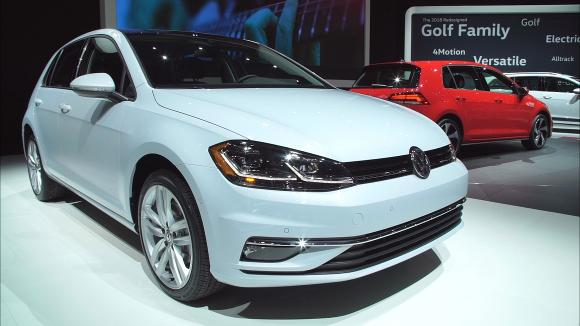 2018 Volkswagen Golf Preview