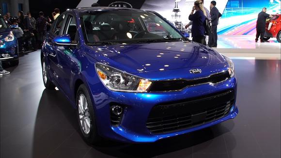 2018 Kia Rio Preview