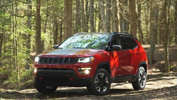 Jeep Compass 2017-2018 Quick Drive