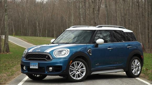 Mini Cooper Countryman 2017-2018 Quick Drive