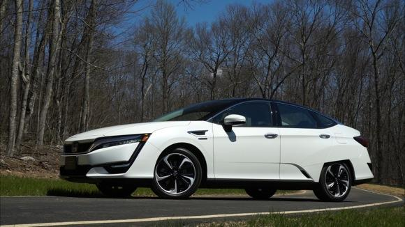 2017 Honda Clarity Quick Drive