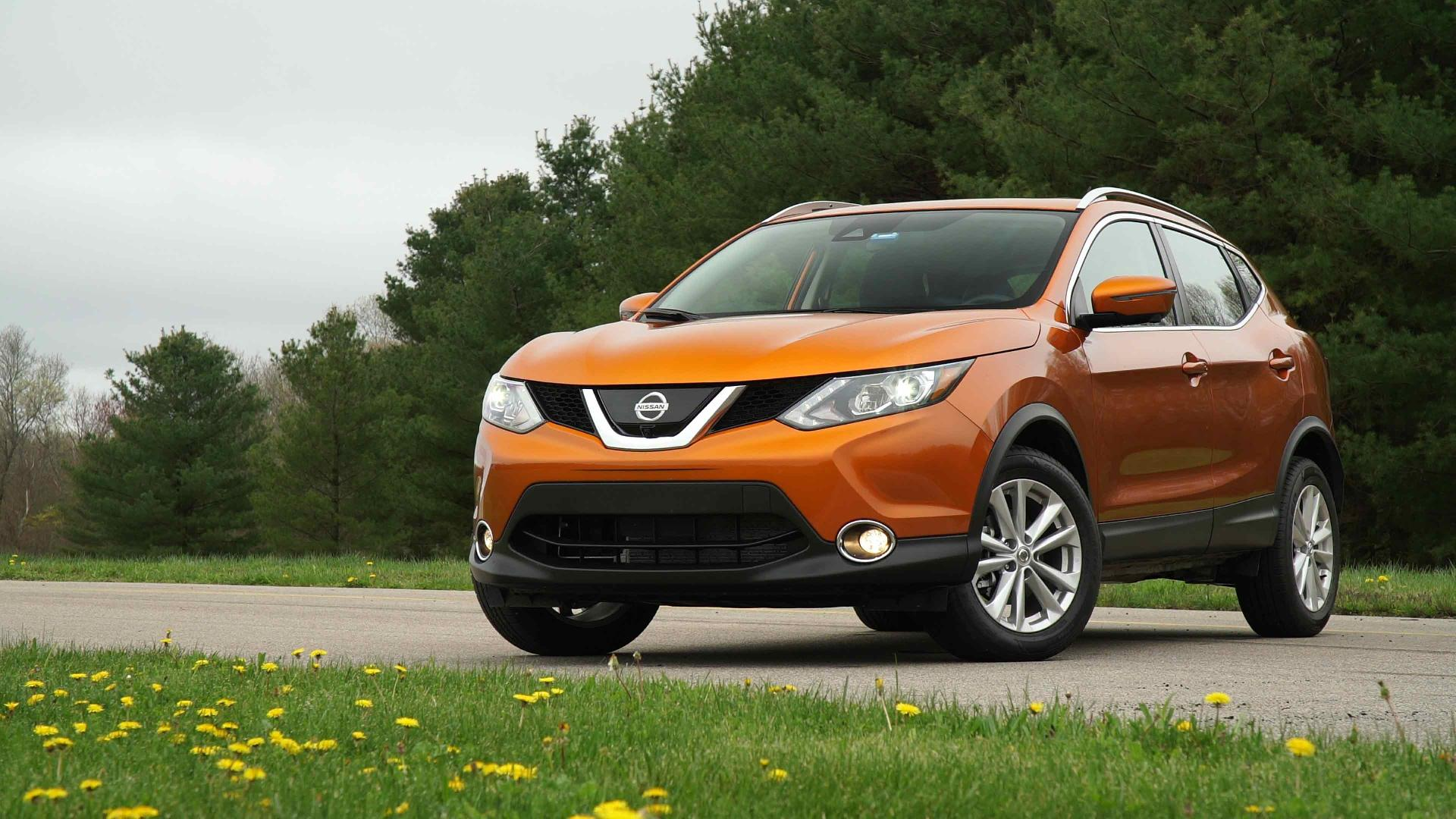 Nissan Rogue Safety Rating >> Nissan Rogue Sport 2017 2019 Quick Drive