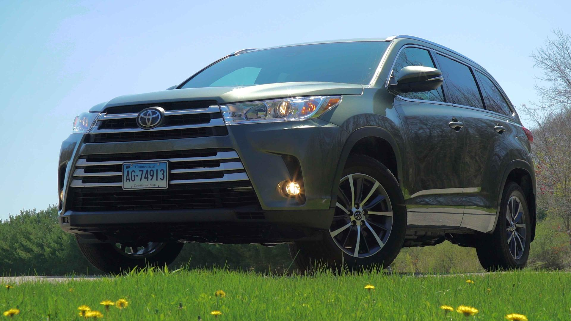 2018 Toyota Highlander Reviews Ratings Prices Consumer Reports