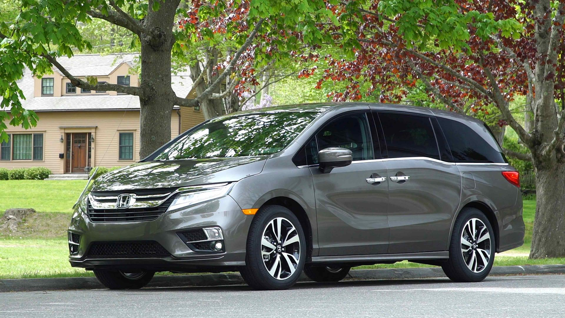 2018 Honda Odyssey Is Designed for Epic Road Trips Consumer Reports