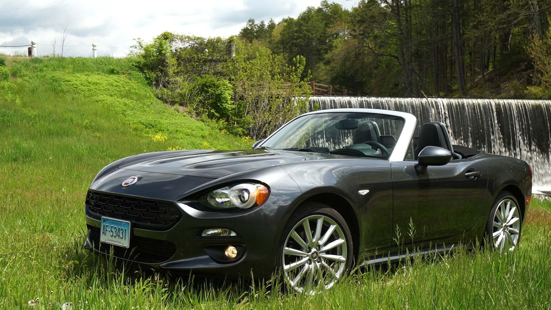 Mazda MX-5 Miata 2009-2014 Road Test
