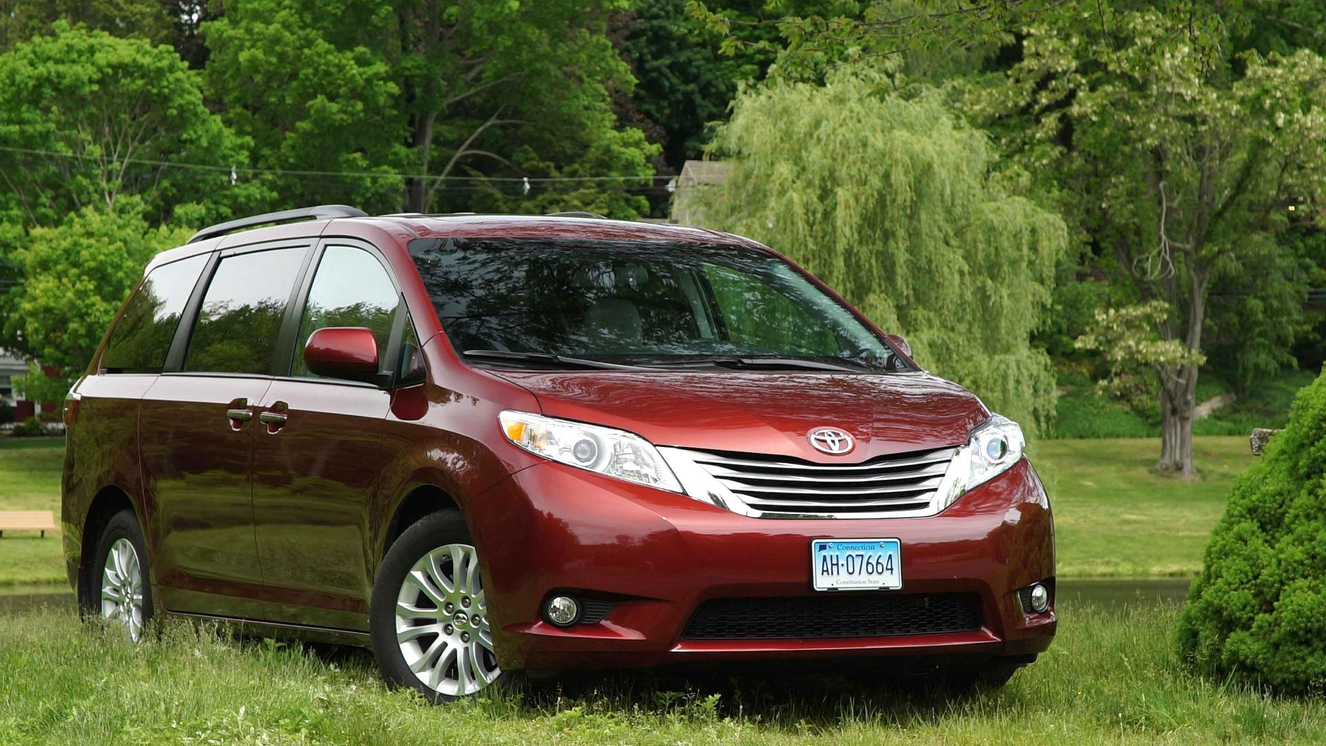 2017 Toyota Sienna Reviews Ratings Prices Consumer Reports