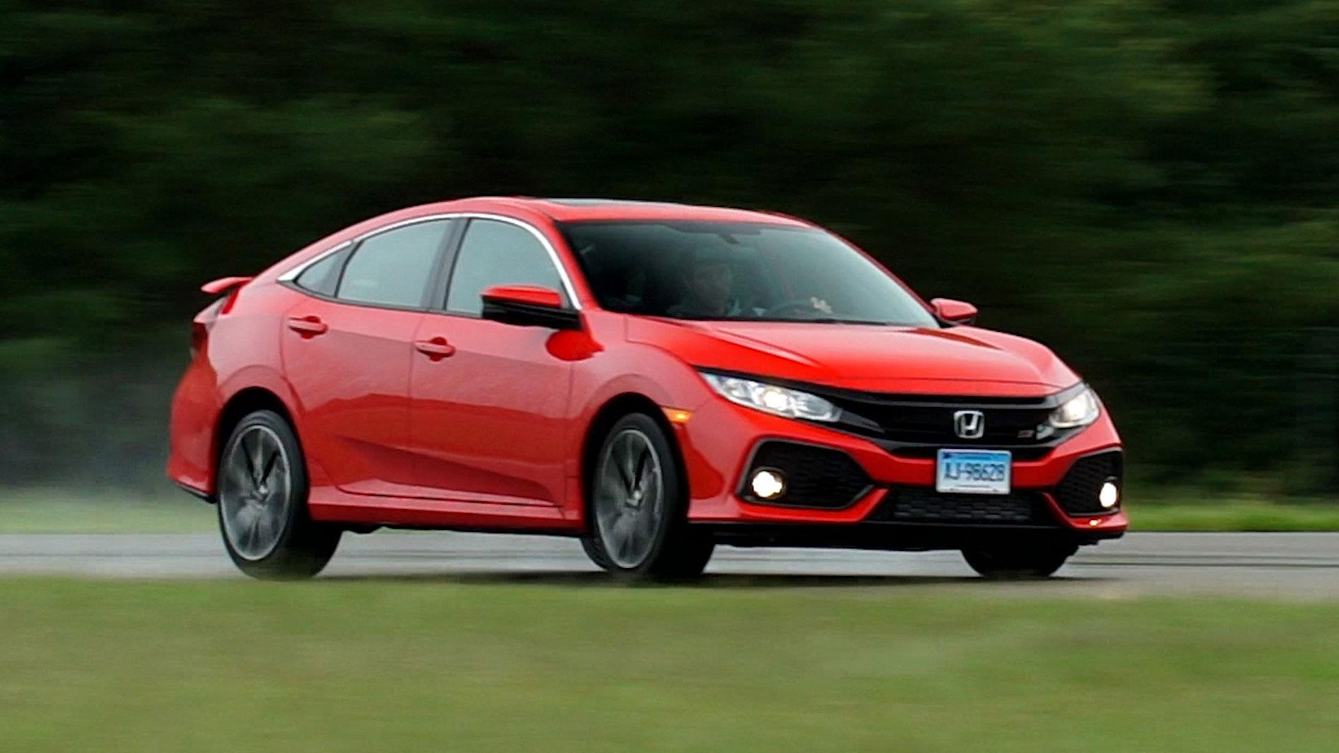 The 2017 Honda Civic Dilemma: Si or Sport? - Consumer Reports