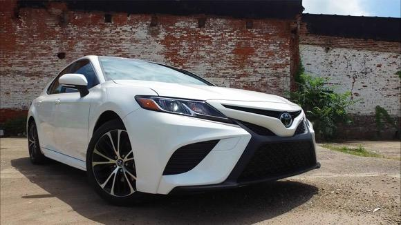 Toyota Camry 2018-2020 Quick Drive