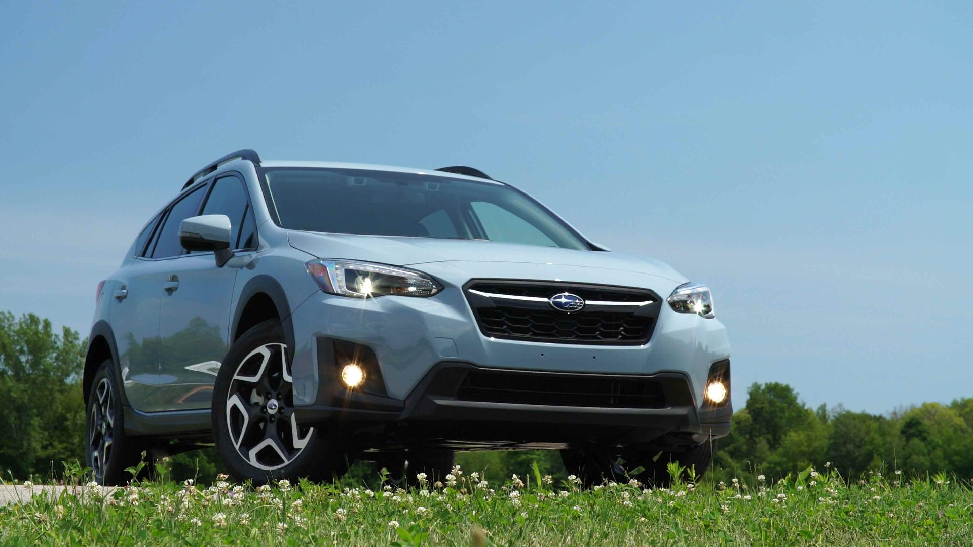 All New 2018 Subaru Crosstrek Brings Rugged Looks And Refinement