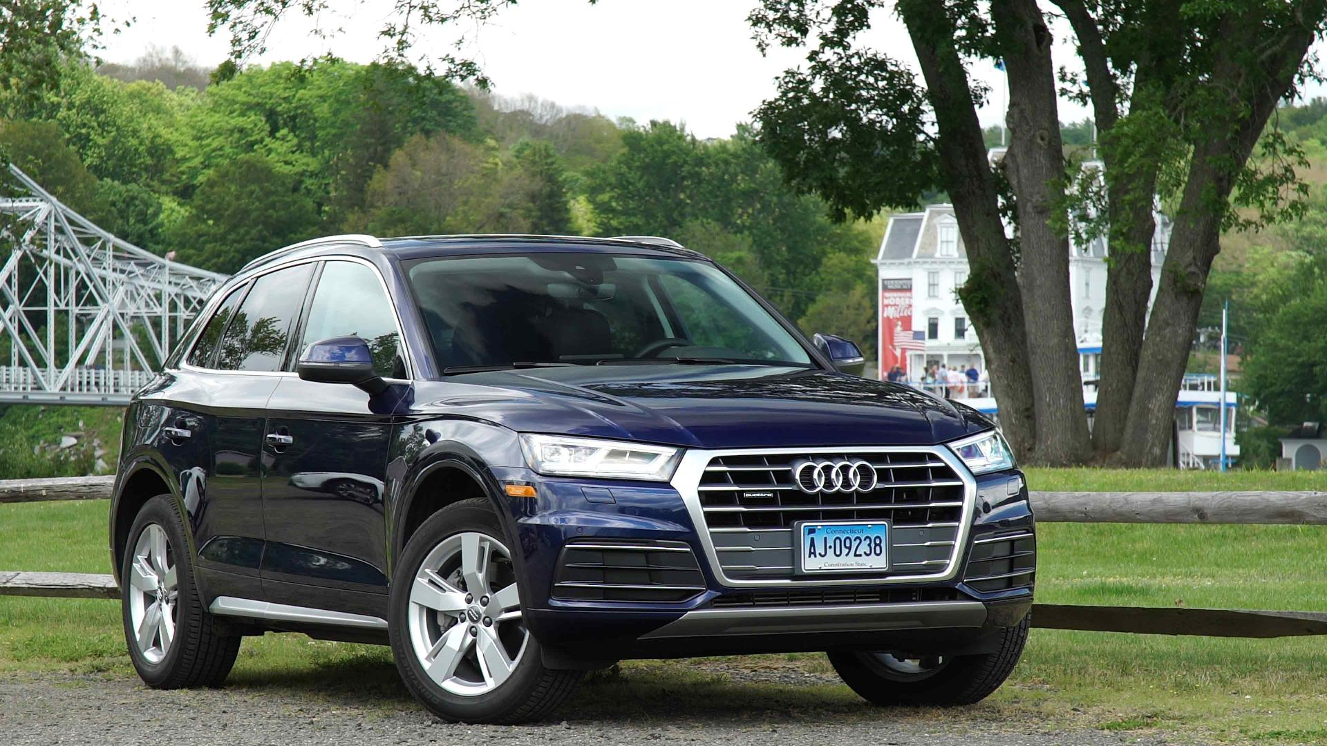 Audi Q Is More Distinctive Than It Looks Consumer Reports - Audi car q5