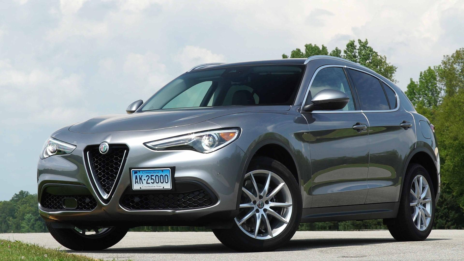 2018 Alfa Romeo Stelvio Is Agile but Annoying Consumer Reports