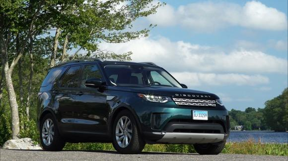 2017 Land Rover Discovery Quick Drive