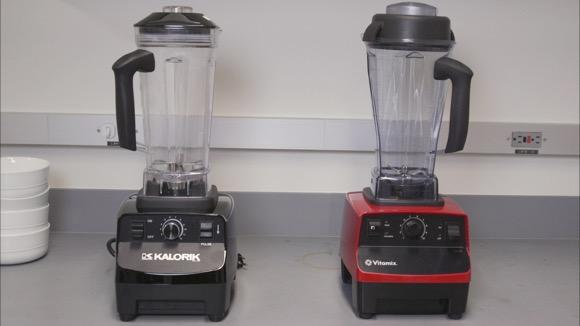 Blender Face-Off: Kalorik vs. Vitamix
