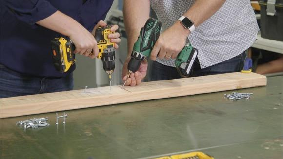 Drilling Face-Off: DeWalt vs. Hitachi