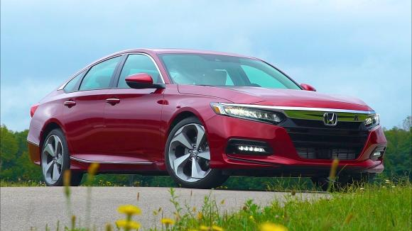 Honda Accord 2018-2019 Quick Drive
